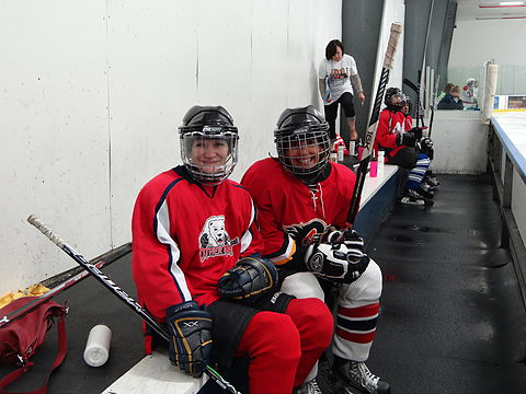Shine Out! Shout Out! Hockey Tournament