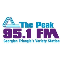 The Peak 95.1 FM Georgian Triangle