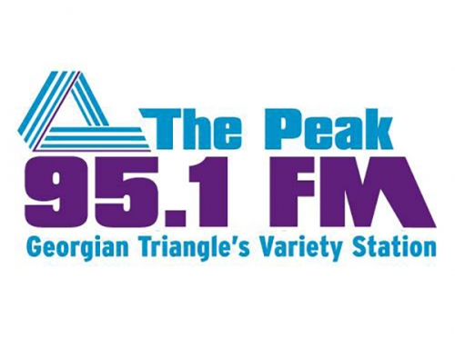 The Peak 95.1FM Georgian Triangle